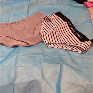 New!! 2 pair. Victoria Secret Underwear
